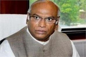 kharge refuses to join the lokpal meeting