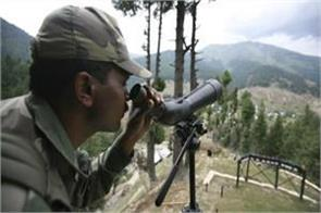 pak army claims indian drone dropped near loc in kashmir
