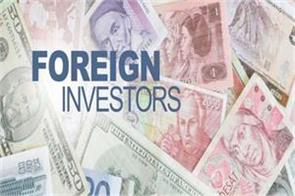 foreign investors invested 2 billion in india in march