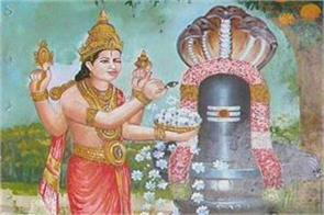 lord shiva and vishnu ji story