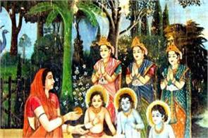 when sati anusuya made tridev a 6 month old boy