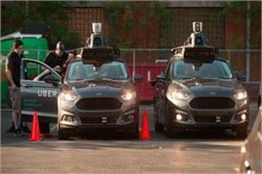 uber driverless car hit a woman