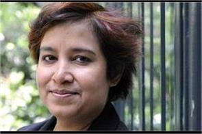 writer taslima nasreen charged rohingya muslims with drug trafficking