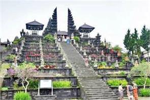besakih temple of indonesia