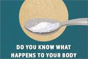 do you know what happens to your body when you eat less sugar