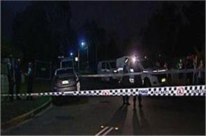 the violent incident in sydney the person drove the bullets