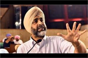 manpreet badal attack on majithia and sukhbir