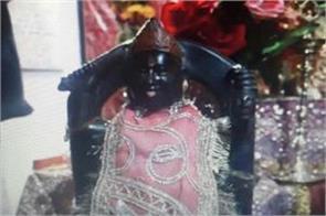 ma bhadarkali s idol restore in handwara
