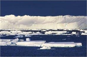 glacier melting in antarctica fears sea level rise