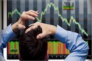 sensex extends slide for 5th day investors plunged by rs2 trillion