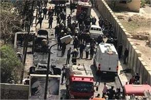 car bomb exploded in egypt s alexandria 1 s death pics
