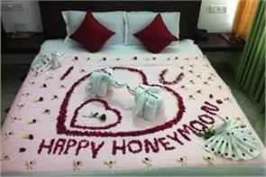 after celebrating honeymoon husband wants to be his wife this is reason