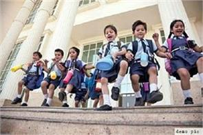 no proposal to increase the right to education law government