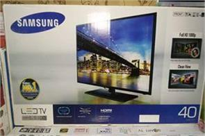 companies hike the television sets price