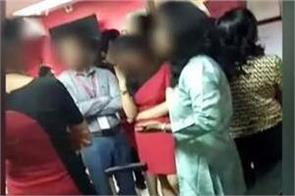 spicejet accused of air hostesses