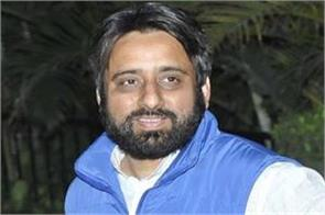 amanatullah khan granted bail