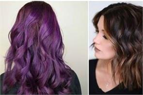 hair color trend in 2018