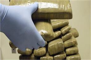 drug smuggler gets ten years in jail