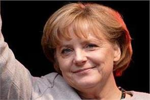 germany s chancellor angela merkel cleared the way for the fourth term
