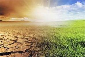 increase in global temperature by 2050 to 200 billion dollars of crops damage