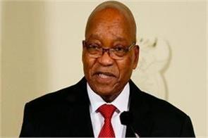 former south african president zuma will face corruption