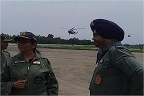 inauguration of advanced lading done in arunachal by defense minister