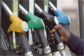 most people have to bear the burden of high tax rates on petrol diesel