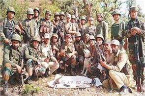 rajouri busted a terror hideout rifles recovered