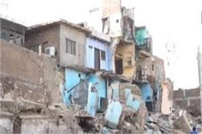 rats weakened collapsed building