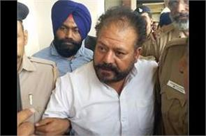 congress councilor babla imprisoned for one and a half years