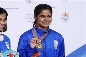 manu bhaker won gold in cwg
