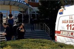 researcher drove into turkey s university shot dead 4 staffers