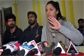 allow separatists to speak freely on their own shehla rashid