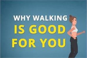 why walking is good for you