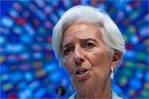 imf head warns china on exporting debt through  silk road