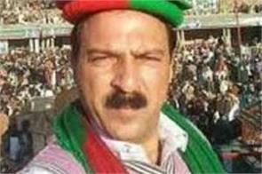 pakistani hindu lawmaker baldev kumar stopped taking oath
