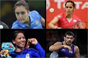 cwg 2018 india take third place in medal telly with 66 medals