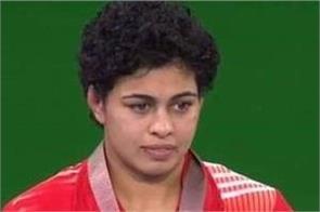 pooja dhanda win silver medal