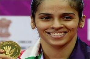 olympic bronze gold won in commonwealth saina