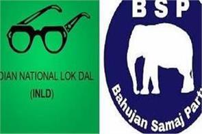 alliance between inld and bsp