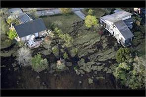 a person dies in a landslide incident in japan