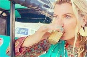 us woman became millionaire with indian tea