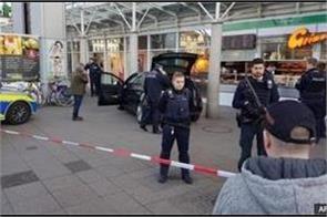 german government says  no indication  of terrorism in münster van ramming