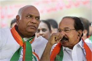 karnataka election congress may be too heavy to ignore kharge moily