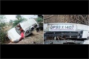 rapid speed car turns over one dies two injured