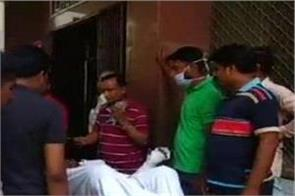 rss worker dies in protest of bharat bandh