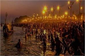 preparation of kumbh mela in allahabad
