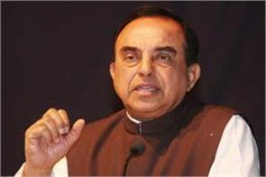put off air india stake sale to post 2019 polls swamy
