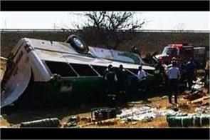 tanzania 12 killed 46 injured in bus and truck collision
