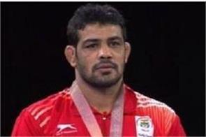 wrestler sushil kumar won gold medal